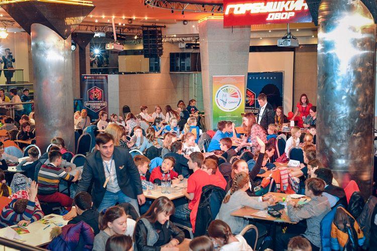 ИТОГИ Общероссийского синхронного фестиваля интеллектуальных игр «Центавр-2016-17»
